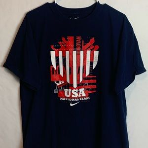 Nike Men's USA National Soccer Graphic T-Shirt